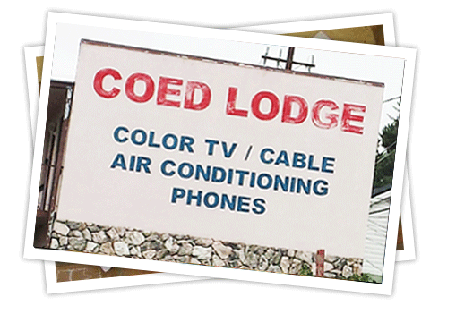 Nine P's People - Coed Lodging