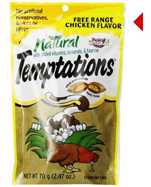 Free Range Chicken Flavor. Who's the target market?